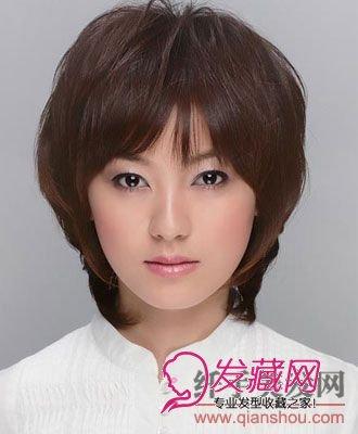 美发造型 夏日4款浪漫俏皮短发盘点(9)