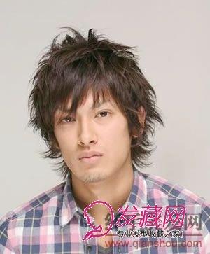 男士碎发短发发型设计(3)图片