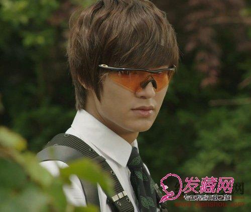 韩剧 城市猎人 男主角李民浩帅气发型 3