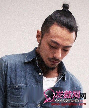 莫西干发型 男发中的经典(3)图片