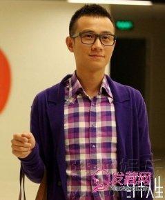 """""""中国第一小男人""""文章板寸头发型"""