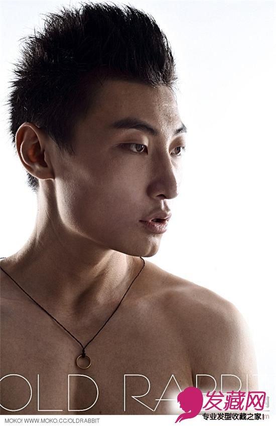 【图】肌肉男男士最新流行发型(3)