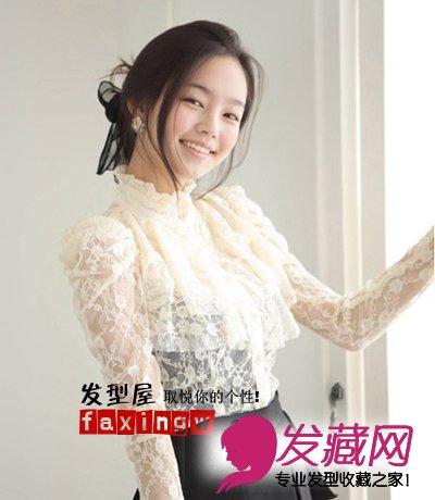 【图】韩国2015最新女生发型