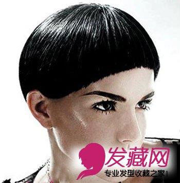 发型网 发型设计 沙宣发型 > 流行发型 沙宣3d完美弧度短发(3)  导读