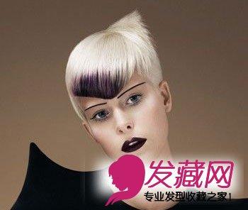 最新沙宣发型设计 强调三维立体感(3)