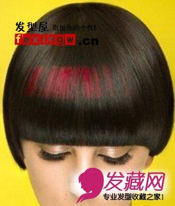 沙宣短发发型图片图片