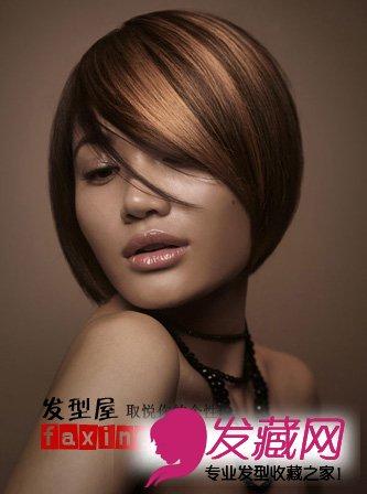 沙宣最新短发发型设计