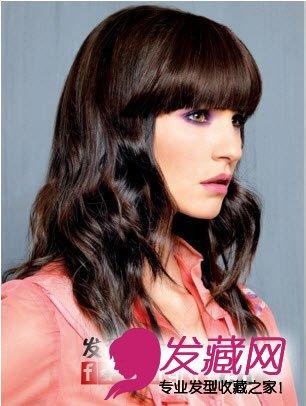 沙宣发型设计2015立体、卷发、颜色