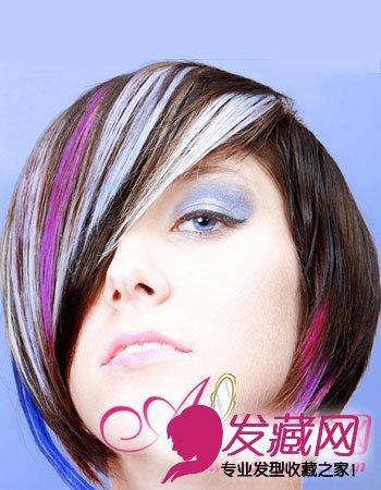 夏日沙宣发型 释放个性三维(5)