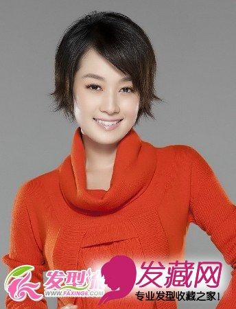 6款女星短发发型 演绎最潮个性(3)