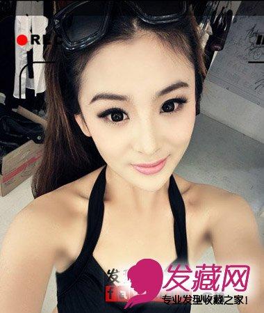 汽车宝贝赵毅性感写真发型魅惑人心(4)图片