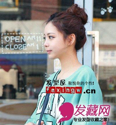 【图】四月最新可爱韩国女生发型