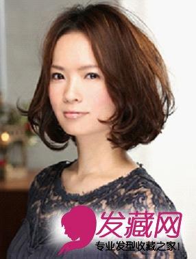 【图】2015职业女性发型 绽放无限魅力(5)_女生短发图片