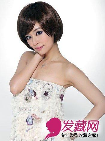 【图】林心如发型图片-魅惑千面女郎(3)_女明星发型