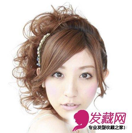 > 最佳脸型发型设计方案 对号入座不出错(4)  导读:适合脸型鹅蛋脸