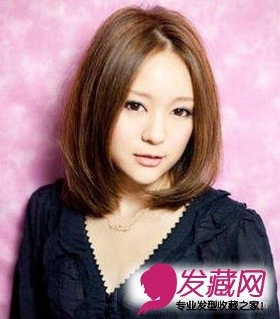 【图】长脸适合什么刘海 7款刘海扬长避短_刘海发型