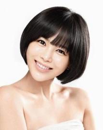 2014韩国短发新娘波波头造型图片图片
