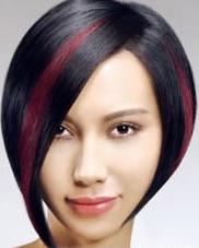 欧莱雅沙宣染发最新发型