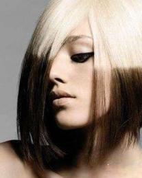 5款沙宣造型染发发型