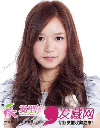 【图】中发烫发发型 轻熟女的最爱(4)