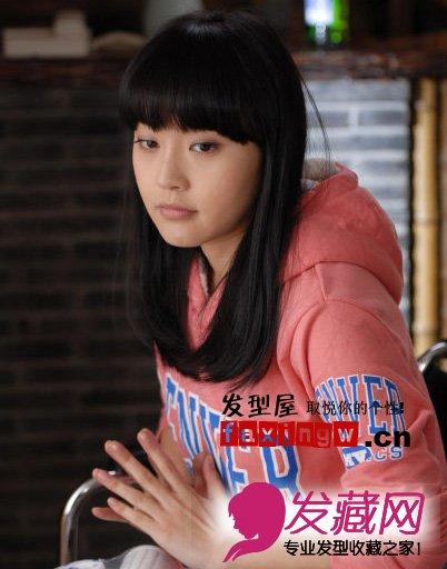 女明星发型 > 《蚁族的奋斗》女主角张佳宁小清新发型(3)  导读:可爱