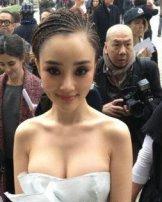 巴黎时装周女星惊艳发型PK 李小璐最有韵味