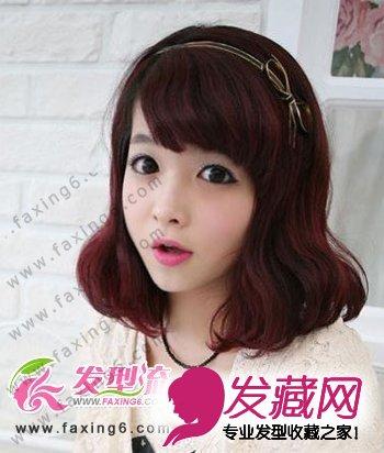 【图】6款最新韩式女生发型