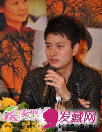 【图】贾乃亮求婚成功帅气造型更有男人味(7)
