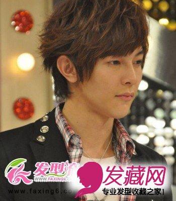 《绝对达令》男主角汪东城流行发型SHOW-轻博客