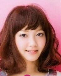 瓜子脸发型设计既修脸 让脸型变瓜子脸发型图片