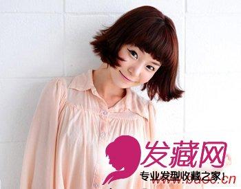 韩版潮男波波头发型图片; 波波头发型适合什么脸型(2); 韩版潮男波波