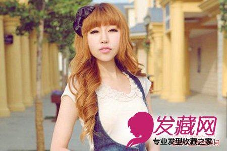 【图】夏天俏皮卷发发型图片(5)