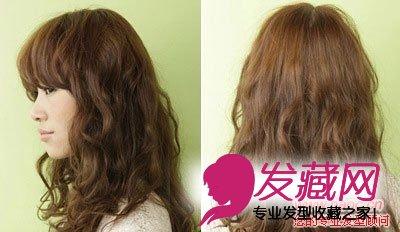 秋季女生长发发型,长发发型图片(6)图片