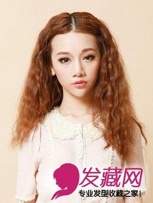 赵丽颖成2016亚洲首美 时尚发型大起底         中长女生发型烫发图片