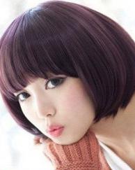 女生BOBO发型 装嫩扮萌法宝
