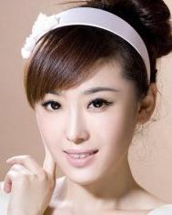 各种脸型适合的刘海发型