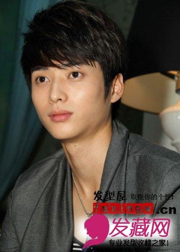 【图】热播《另一种灿烂生活》男主角韩承羽帅气发型