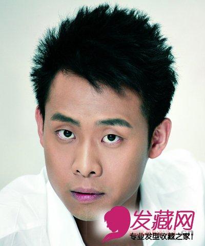 男演员张译发型 男士短发最佳参考人物(3)