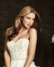 2015新娘发型新品大赏 季末最美重现