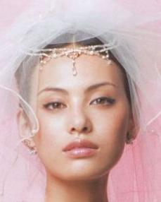 2015最新新娘发型设计 唯美异域风情