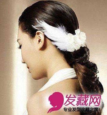 金秋韩式新娘发型 甜美浪漫为主题(4)