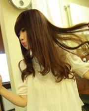 刘海 脸型 平刘海发型设计美美修脸型