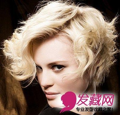S卷不对称超短发-秋季bob头发型新元素增添时尚 6