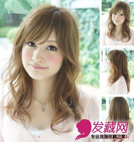 是最能表现女人味的头发长度,但也是最不好打理的头发长度.图片