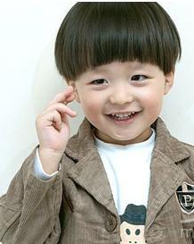 潮妈最爱看 儿童男孩发型设计