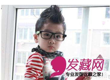 儿童男孩发型设计(2)