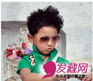 儿童男孩发型设计(3)