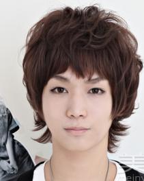 韩式非主流男生发型名称 非主流男生发型
