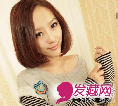【图】2015女生短发发型大全