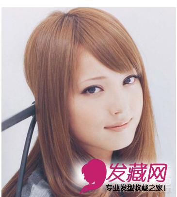 发型 烫发/2012中长发烫发发型图片来啦!